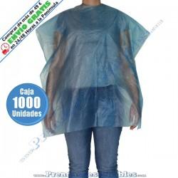 Capa de Tinte Polietileno Azul - Frente - 1000