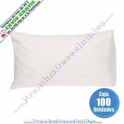 Cubrealmohada PP TNT 40 x 105 cm Blanco - 100