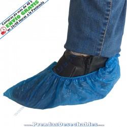 Cubrezapatos de Polietileno Azul