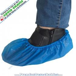Cubrezapatos de CPE Azul