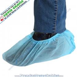 Cubrezapatos de PP TNT Azul