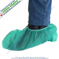 Cubrezapatos de PP TNT Verde