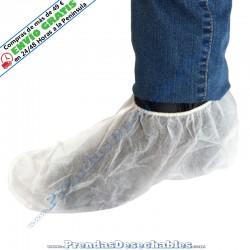 Cubrezapatos de PP TNT Blanco