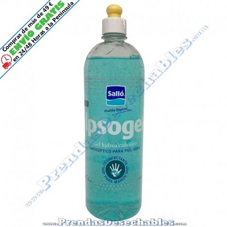 Ipsogel - Gel hidroalcohólico botella 1000 ml
