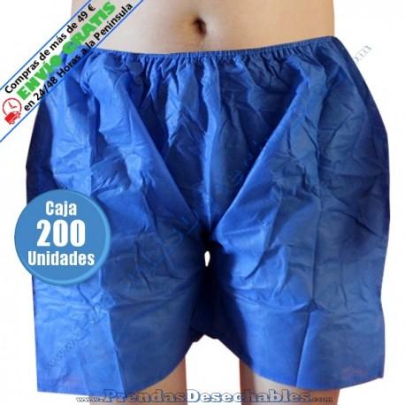 Boxer Caballero PP TNT Azul Marino - 200