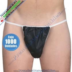 Tanga Caballero PP TNT Negro - 1 - 1000