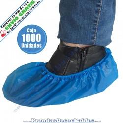 Cubrezapatos de CPE Azul - 1000