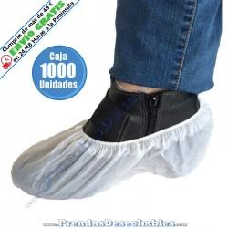 Cubrezapatos de CPE Blanco - 1000