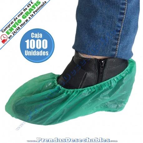 Cubrezapatos de CPE Verde - 1000