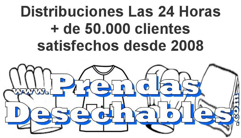 Distribuciones Las 24 Horas. + de 50000 clientes satisfechos desde 2008